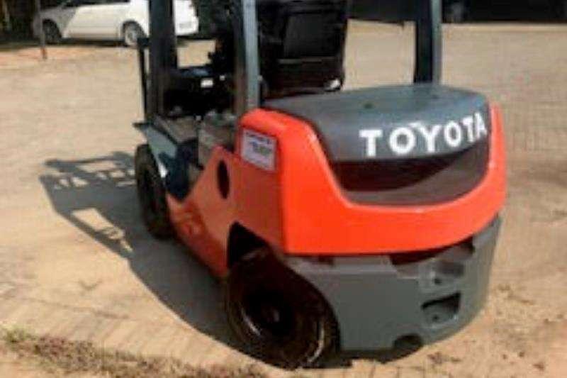 Toyota Toyota Forklift Forklift