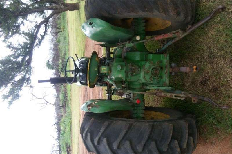 Tractors Antique Tractors John Deere 1020 tractor for repair or spares