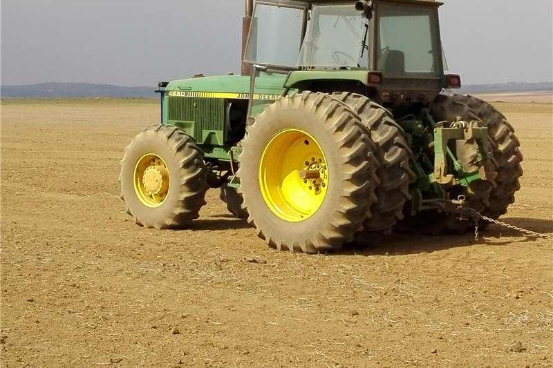 Tractors Antique Tractors John Deere 4650