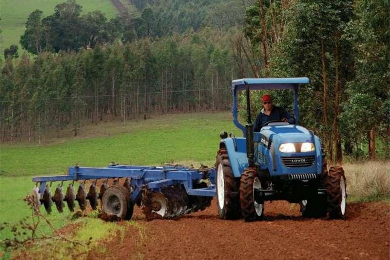 Antique tractors Lovol Foton Tractor TB504 Tractors