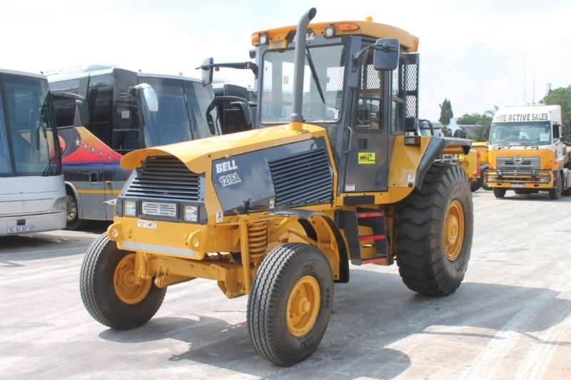 Tractors Bell Bell 1216A 4x2 Tractor 2011