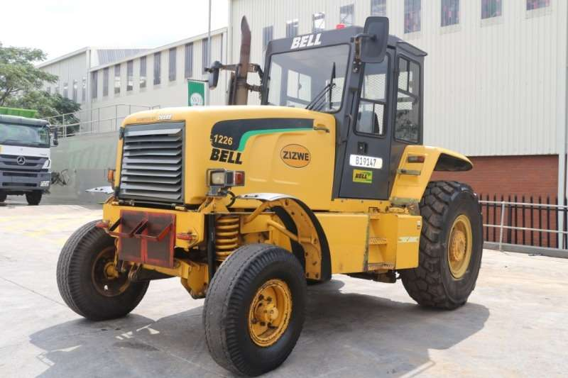 Bell Bell 1226A Tractor Tractors