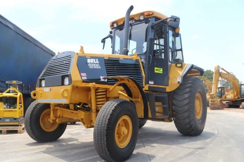 Tractors Bell Bell 1716A 4x2 Tractor 2012