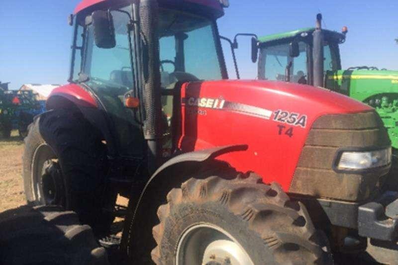 Tractors Case 125AEC 2015