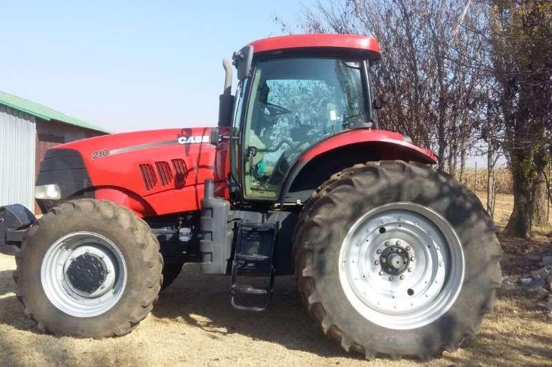 Tractors Case Case 210 Puma 2012