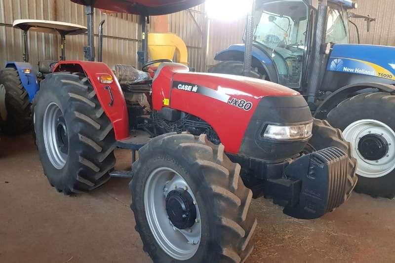 Case CASE JX 80 Tractors