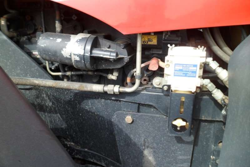 Case Compact tractors Case Magnum, 340 Tractor Tractors