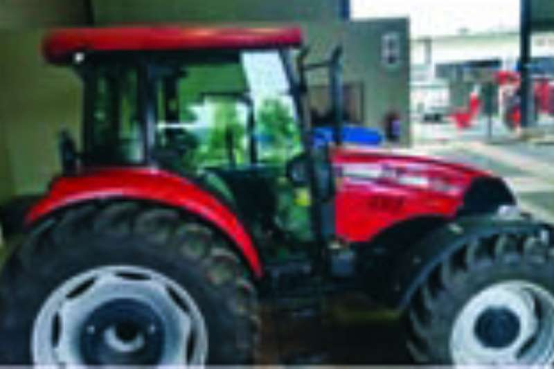 Tractors Case Compact Tractors Farmall JX 110 Cab 2016