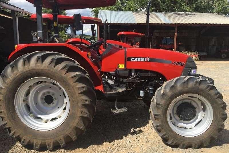 Case Tractors Four Wheel Drive : Case jx four wheel drive tractors