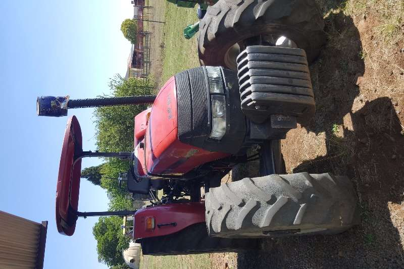 Case Four wheel drive tractors Case JX 95 Tractors