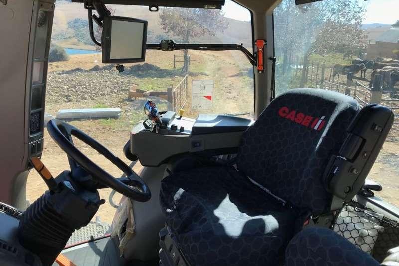 Case Four wheel drive tractors Case Magnum 340 RowTrac Tractors