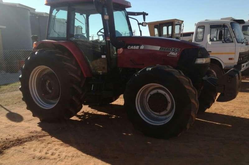Case iii MXM155 PRO 4X4 TRACTOR Tractors