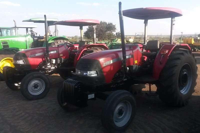 Tractors Case JX 80 - 4x2 2011