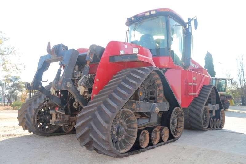 Case Steiger 500 Quad Trac Tractor Tractors