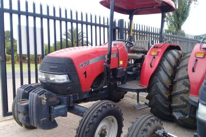 Case Two wheel drive tractors Case JX90 Tractors