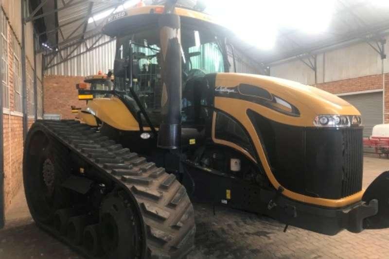 Challenger Four wheel drive tractors Challenger 765D Tractors