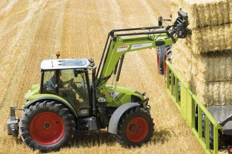 Claas AXOS Tractors