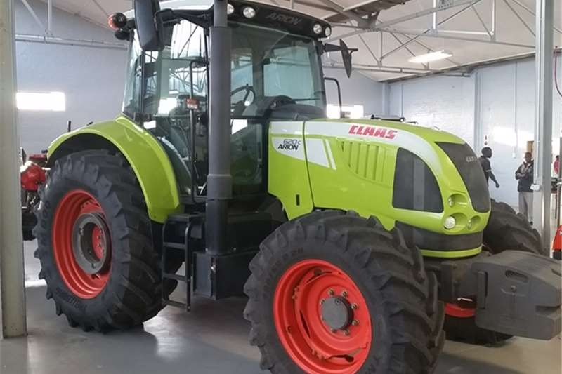 Tractors Claas DEMO ARION 620C 397 HOURS 0