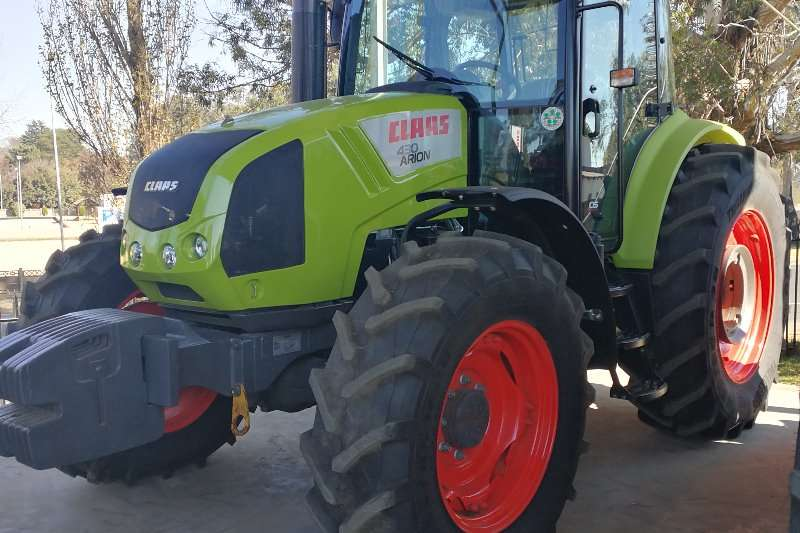 Tractors Claas Four Wheel Drive Tractors CLAAS ARION 430 0