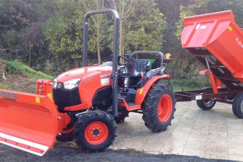 Compact tractors Kubota B2650 Diesel Tractor Tractors