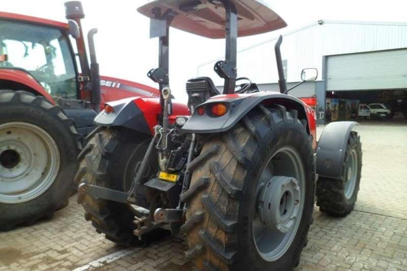 Compact tractors Massey Ferguson 6713, 4x4 Tractor Tractors Tractors