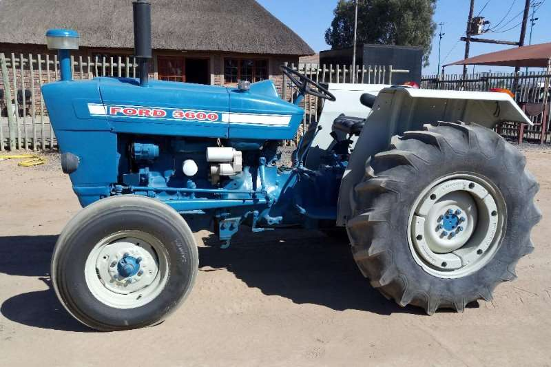 Ford 3600 (4x2) Tractors