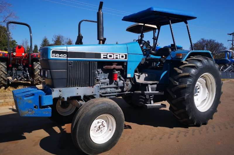 Ford Ford 5640 Tractors