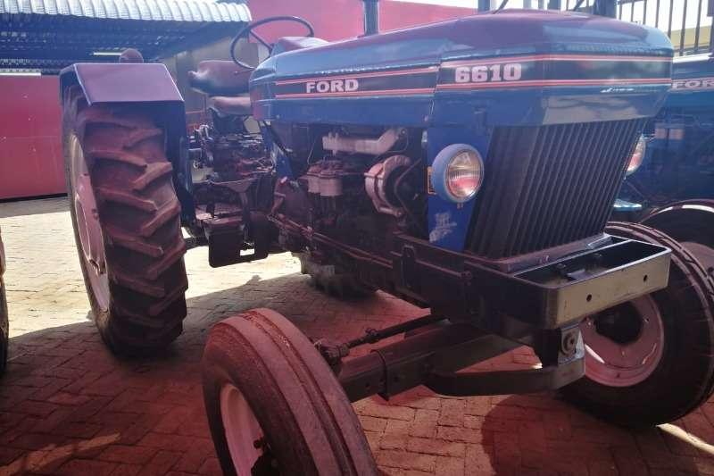Ford Two wheel drive tractors 6610 TractorRefurbished toNEW 012 520 5010 Tractors
