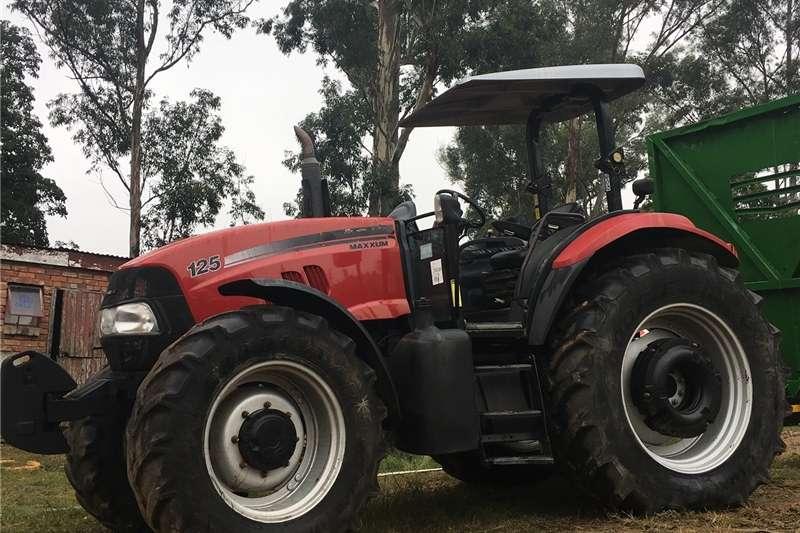 Four wheel drive tractors 2007&2011 Case tractors for sale Tractors