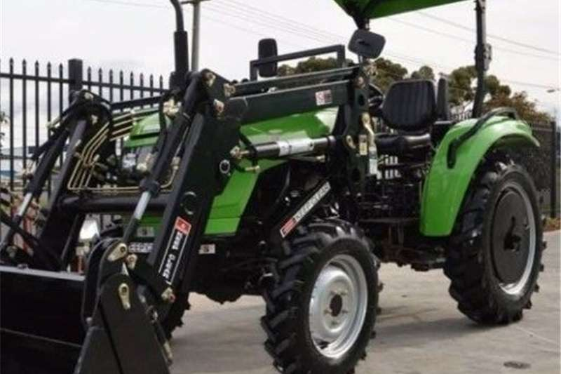 Four wheel drive tractors Brand New SDF 40HP TractorModel Comes With 6ft Sla Tractors