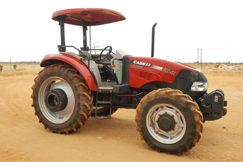 Tractors Four Wheel Drive Tractors Case 111 Farmall JX 110 2014