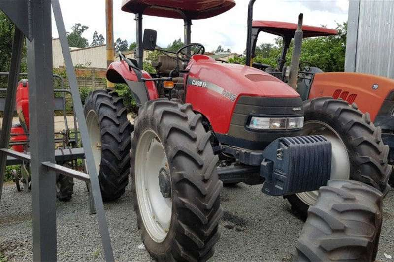 Tractors Four Wheel Drive Tractors Case JX 95 High Clearance 2012