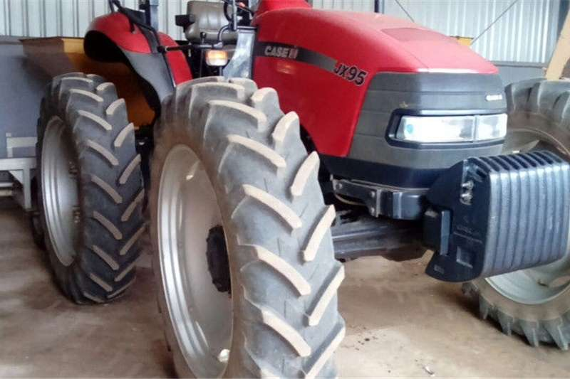 Four wheel drive tractors Case JX 95 High Clearance Tractors