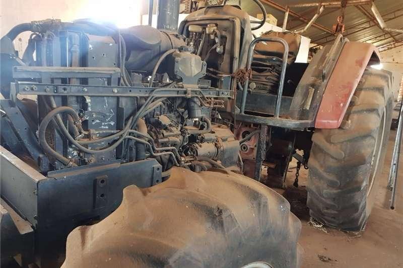Four wheel drive tractors Case  trekker Tractors