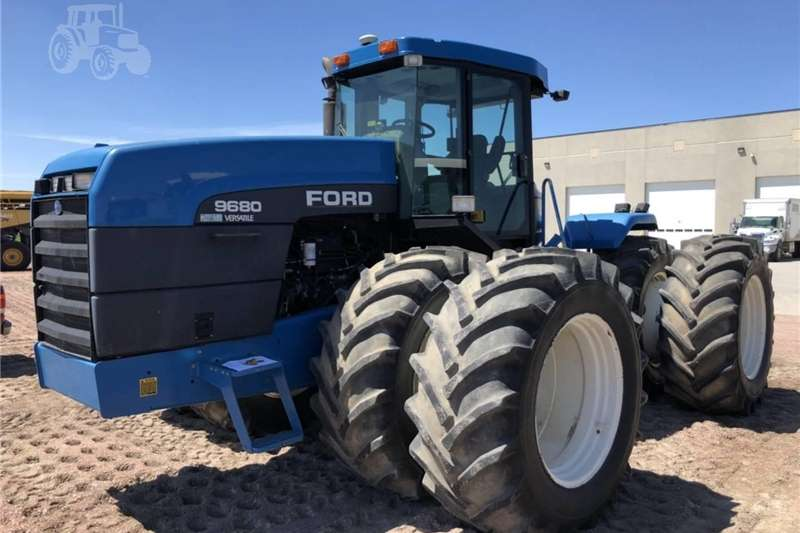 Four wheel drive tractors FORD 9680 For Sale Tractors