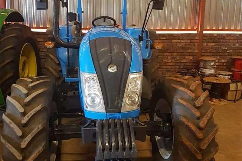 Four wheel drive tractors Landini 5 100H Tractors