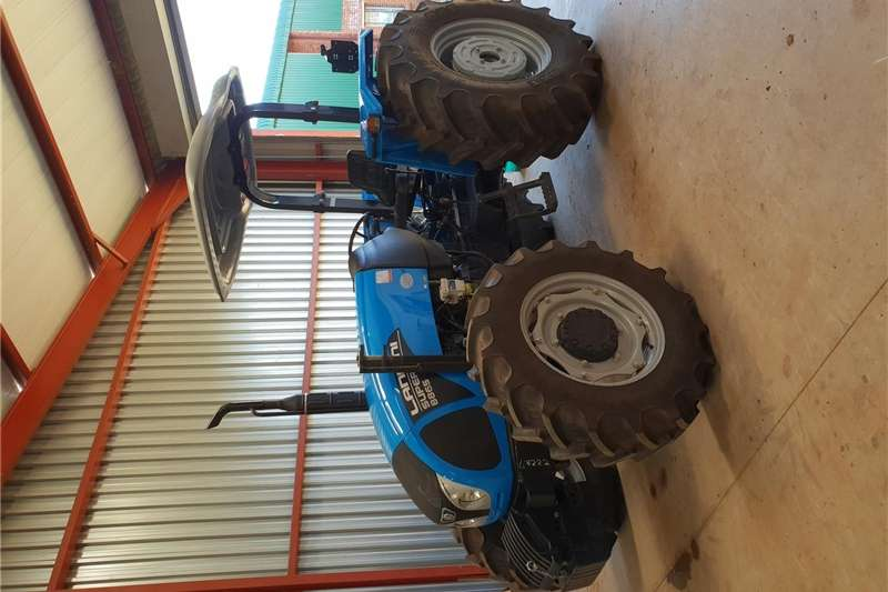 Four wheel drive tractors Landini Super 8865 Tractors