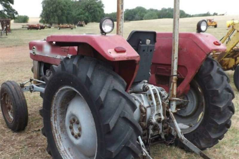Four wheel drive tractors Massey Ferguson 135 For Sale Tractors