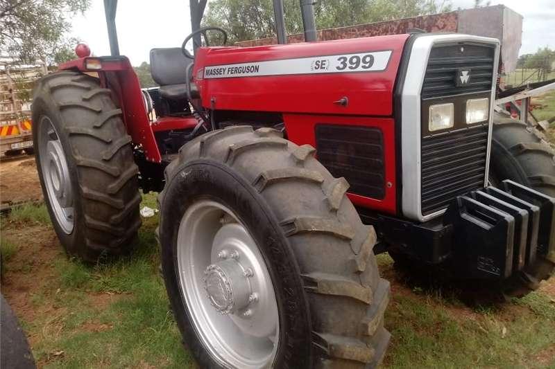 Four wheel drive tractors Massey Ferguson 399 4x4 Tractors