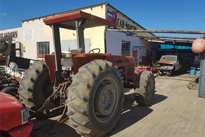 Four wheel drive tractors Massey Ferguson 399 SE 4x4 with Canopy For Sale Pr Tractors
