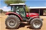 Tractors Four wheel drive tractors Massey Ferguson 440 Xtra Cab 4wd 2011