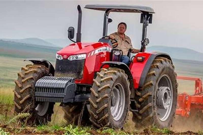 Tractors Four Wheel Drive Tractors Massey Ferguson MF6700 4WD (82kw) (91kw) (98kw)