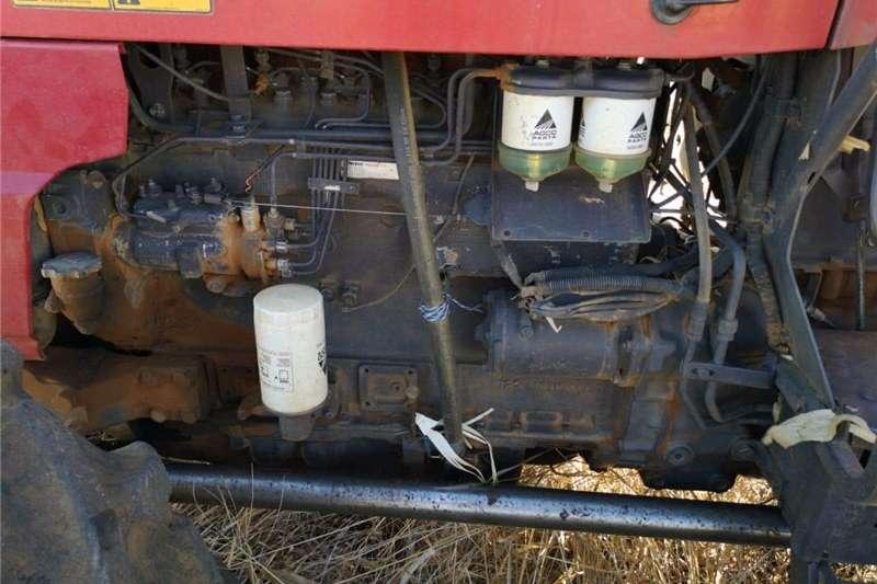 Four wheel drive tractors Massey Furgeson 399 SE 4x4 Tractors