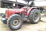 Tractors Four wheel drive tractors Massey Furgeson 460 4x4 with Canopy