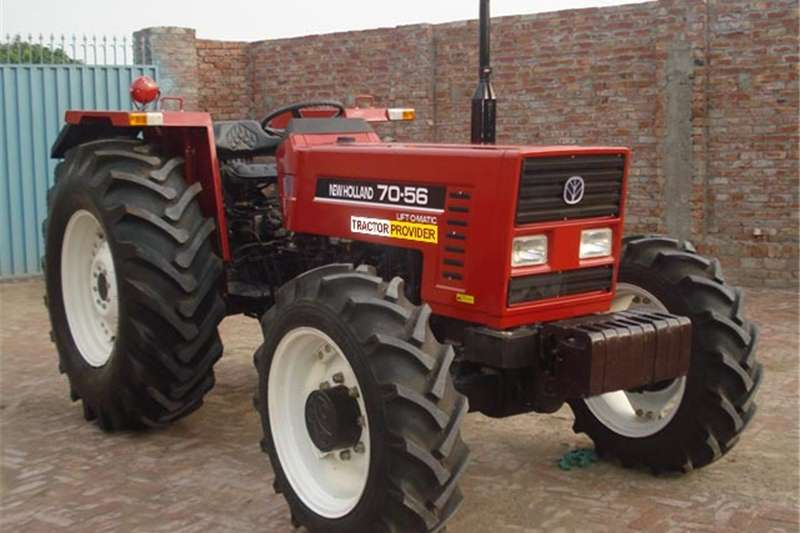 Tractors Four Wheel Drive Tractors New Holland 70-56 Tractors for sale