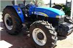 Tractors Four wheel drive tractors New Holland TD95   Tractor 4wd