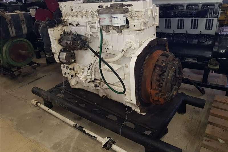 Four wheel drive tractors Perkins 1106C E60TA Massey Ferguson 399 Tractor Tractors