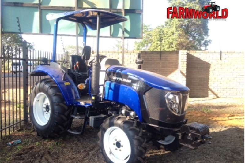 Tractors Four Wheel Drive Tractors S2892 Blue FOTON 354 35Hp/25kW 4x4 New Tractor
