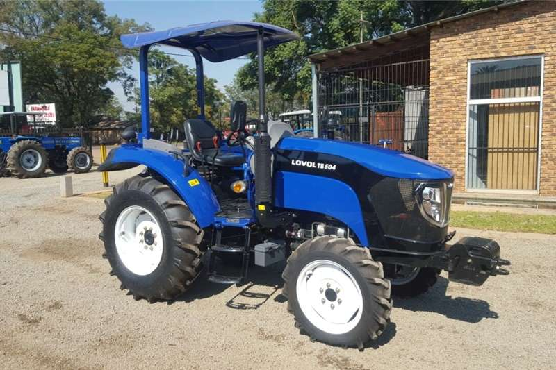 Four wheel drive tractors S2893 Blue FOTON 504 50Hp/36kW 4x4 New Tractor Tractors