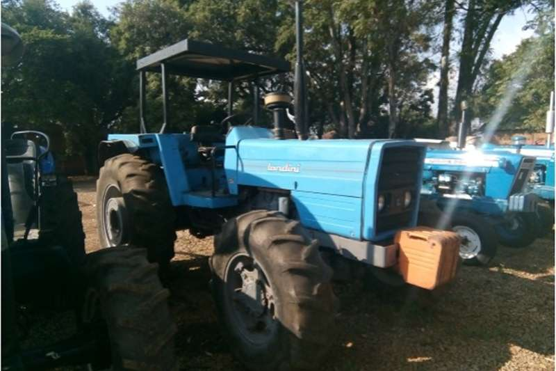 Tractors Four Wheel Drive Tractors S3010 Blue Landini 10 000 76.8kW 4x4 Pre-Owned Tra